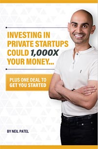 Investing in Private Startups could 1000x Your Money